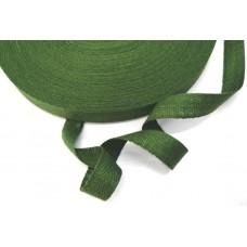 Киперная лента зеленая 13мм