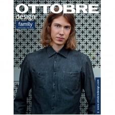 Журнал OTTOBRE design Family 7 2017