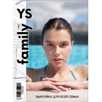 Журнал Ya_sew 1 выпуск 2021 семейный