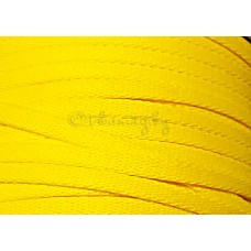 Шнур хлопковый желтый 8 мм