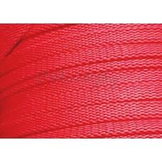 Шнур пэ красный 8мм