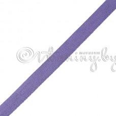 Тесьма киперная фиолетовый 13мм