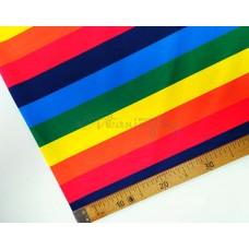 Мембранная ткань Цветные полоски