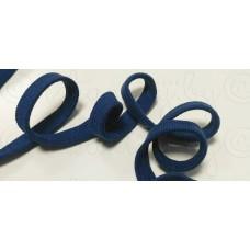 Шнур хлопковый синий 15 мм
